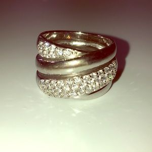 Jewelry - Chunky Silver Ring
